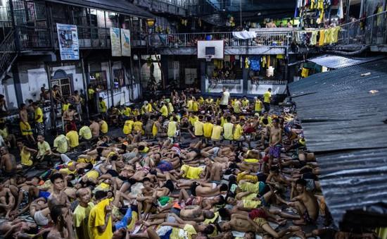 Trung Quốc cam kết tài trợ cho các nhà tù của Philippines