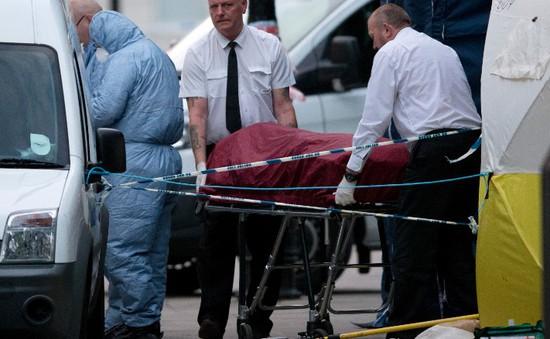 Vụ tấn công bằng dao tại Anh có thể không phải là hành động khủng bố
