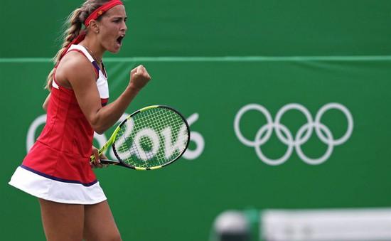 Olympic Rio 2016: Moncia Puig giành HCV quần vợt đơn nữ