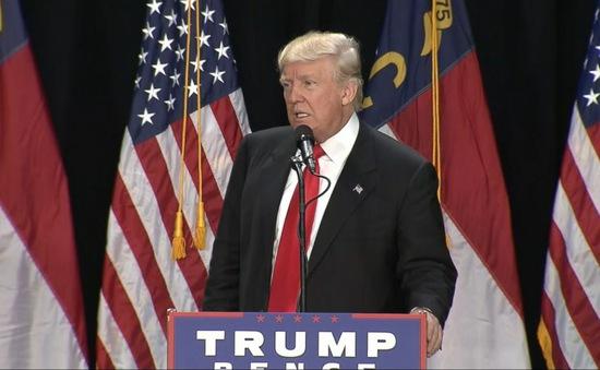 Ông Donald Trump lần đầu tiên tung video tranh cử