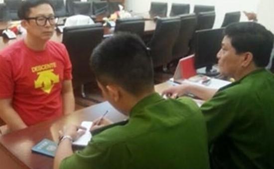 TP.HCM: Bắt giữ trùm tổ chức đánh bạc trực tuyến người Hàn Quốc