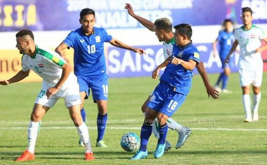 VIDEO Iraq 4-0 Thái Lan: Giấc mơ World Cup 2018 vụt tắt