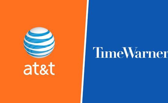 Vụ AT&T thâu tóm Time Warner tốn nhiều giấy mực nước Mỹ