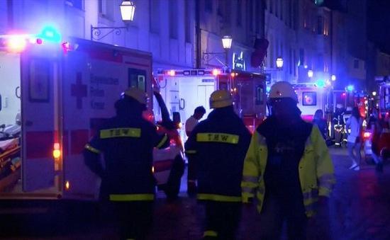 Thủ phạm nổ bom ở Đức từng 2 lần muốn tự sát