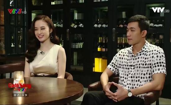 Café Sáng với VTV3: Gặp gỡ ê-kíp làm phim Sứ mệnh trái tim