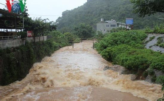 Lào Cai, Yên Bái và Sơn La: 3 người chết, 1 người bị lũ cuốn trôi do bão số 3