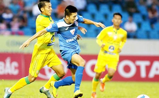 Than Quảng Ninh thắng dễ dàng trên sân nhà