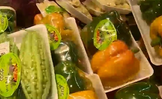 Vượt mặt Trung Quốc, Thái Lan xuất khẩu rau quả nhiều nhất vào Việt Nam