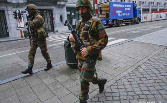 """Brussels trở thành điểm """"nóng"""" khủng bố tại châu Âu"""