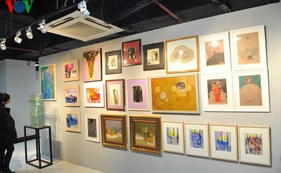 Khai mạc Tết Art 2016: Không gian nghệ thuật gần gũi, độc đáo