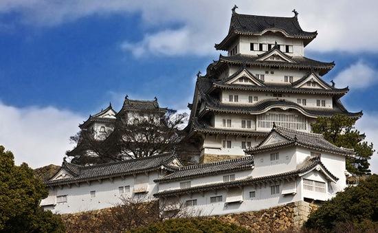 Chiêm ngưỡng 11 tòa lâu đài lộng lẫy nhất Nhật Bản