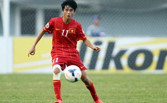 Phan Thanh Hậu sẽ vắng mặt tại VCK U19 Quốc gia