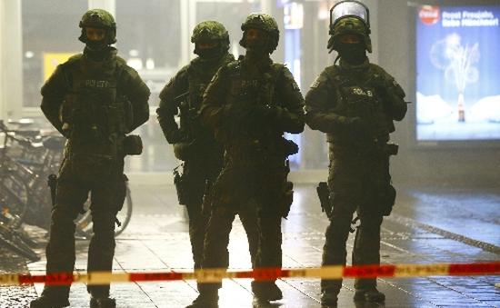 Đức truy lùng 7 nghi phạm âm mưu đánh bom tại Munich
