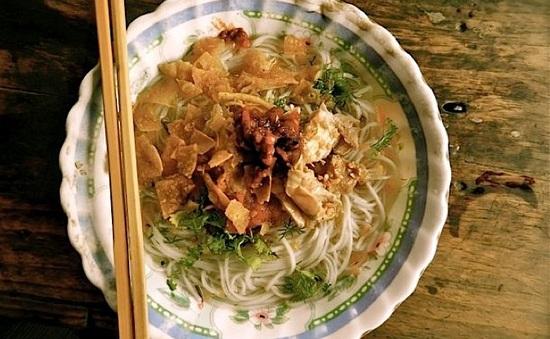 """Khám phá món ăn """"vạn người mê"""": Mì shan Myanmar"""