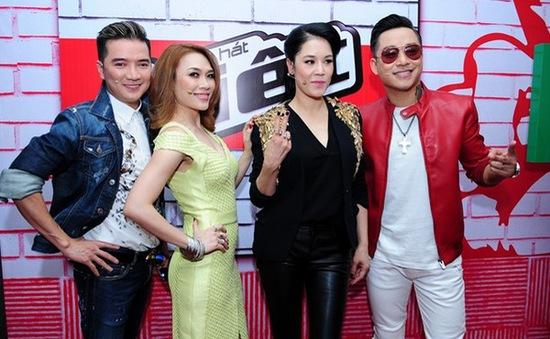 Giọng hát Việt mùa 4 không lên sóng truyền hình trong năm 2016
