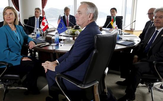 Bế mạc Hội nghị Ngoại trưởng G7