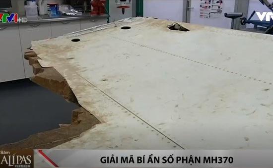 MH370 không ở trong tư thế hạ cánh trước khi mất tích