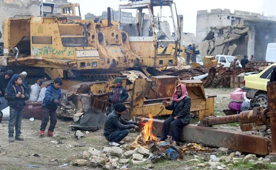 """Tổng Thư ký LHQ: """"Aleppo giờ như địa ngục"""""""