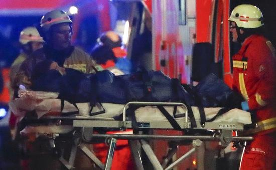 IS nhận trách nhiệm vụ tấn công bằng xe tải tại Đức