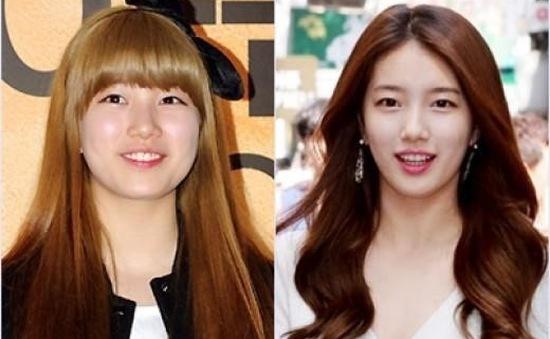 """Top sao Hàn """"lột xác"""" nhờ giảm cân"""