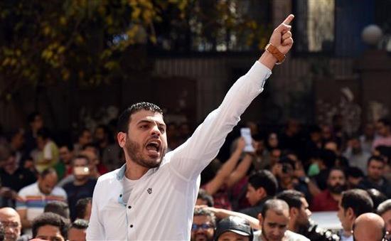 Ai Cập đối mặt làn sóng biểu tình vì chuyển giao đảo ở Biển Đỏ