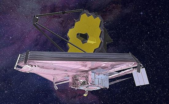 """NASA tiết lộ gương vàng khổng lồ """"săn"""" bí mật vũ trụ"""