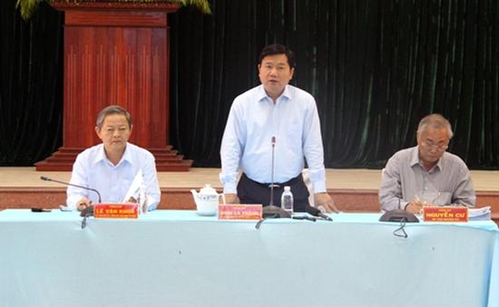 Bí thư Thành ủy TP.HCM yêu cầu cách chức Trưởng phòng TNMT huyện Hóc Môn