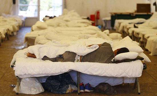 Đức: Du khách Trung Quốc kẹt 2 tuần trong trại tị nạn do nhầm lẫn