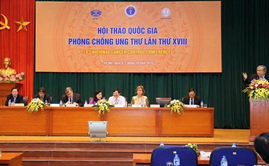 Việt Nam nằm trong top 2 trên bản đồ ung thư thế giới
