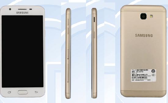 Lộ thông số và hình ảnh Galaxy On5, Galaxy On7 phiên bản 2016
