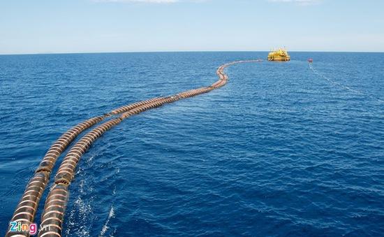 Sẽ xây dựng 4 nhà máy nhiệt điện khí từ mỏ Cá Voi Xanh