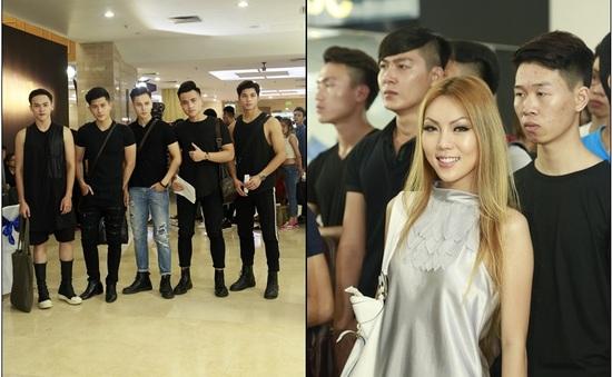 Ngắm dàn trai xinh, gái đẹp của buổi casting Vietnam's Next Top Model 2016