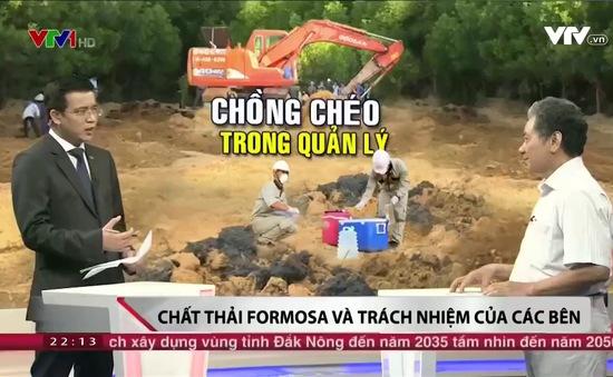 Vụ chôn bùn thải của Formosa: Trách nhiệm thuộc về những ai?