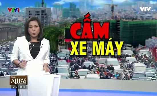 Cấm xe máy, Hà Nội lấy gì vận chuyển người dân?