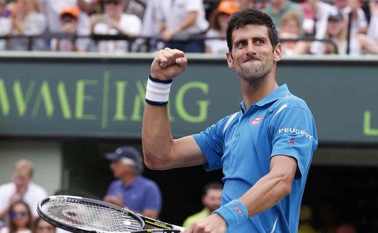Lên ngôi ở Miami Open, Djokovic phá kỷ lục vô địch Masters 1000 của Nadal