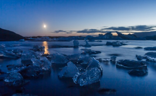 Đến Iceland ngắm băng tuyết vào mùa hè