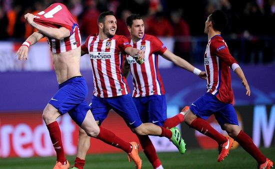 Xem lại loạt penalty dai dẳng giữa Atletico Madrid và PSV