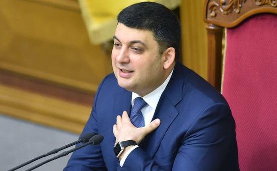 Ukraine chính thức có Thủ tướng mới