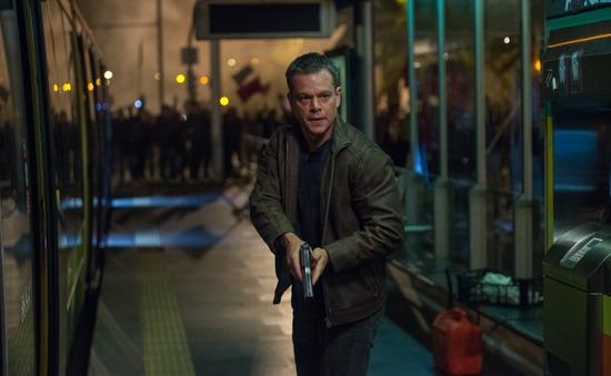 Matt Damon không phải là lựa chọn đầu tiên cho Jason Bourne