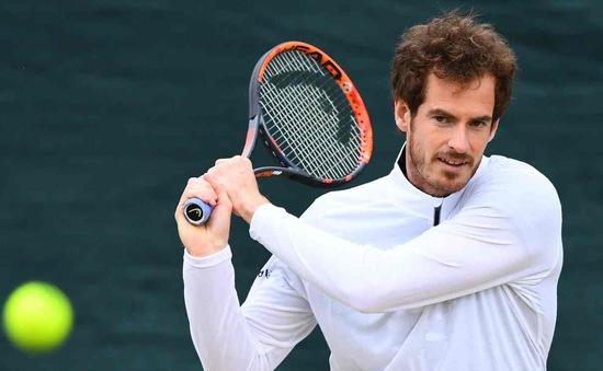 Lịch thi đấu Wimbledon 2016 ngày 30/6: Murray, Nishikori gặp thách thức