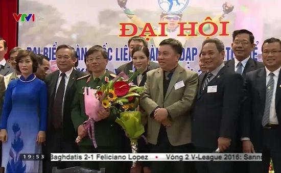 Liên đoàn Xe đạp - Mô tô Thể thao Việt Nam tổ chức thành công đại hội nhiệm kì 6