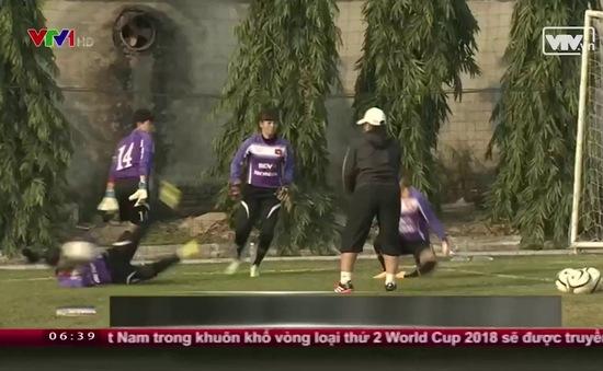 ĐT bóng đá nữ Việt Nam tụt 6 bậc trên BXH FIFA