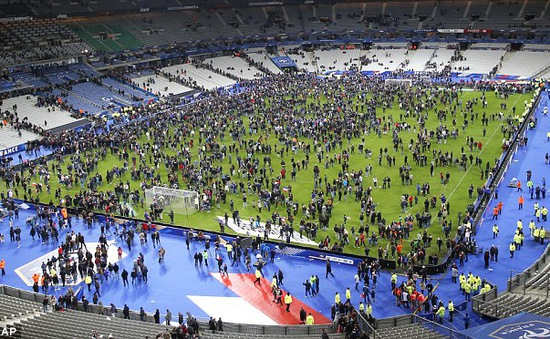 Paris sẽ bị IS tấn công nếu đội tuyển Pháp đá trận chung kết EURO 2016