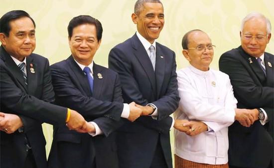 Hội nghị cấp cao Mỹ - ASEAN tìm kiếm tiếng nói chung về tranh chấp lãnh thổ