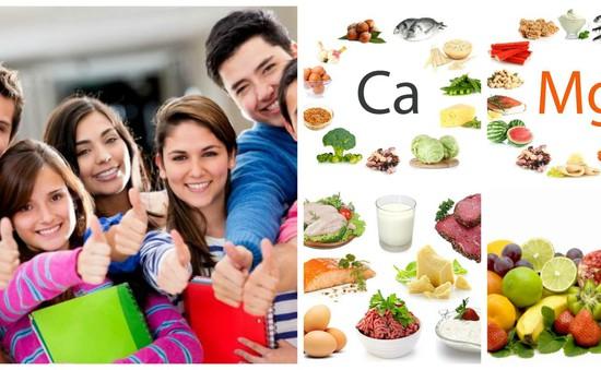 Dinh dưỡng thiết yếu cho sự phát triển chiều cao