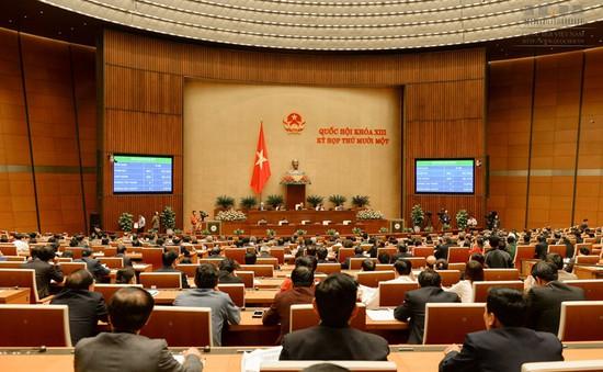 Hôm nay, Quốc hội miễn nhiệm Thủ tướng Chính phủ