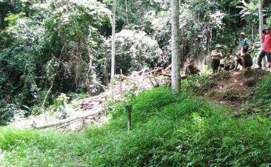 Thanh Hóa: 3 người ngạt khí, kẹt trong hang sâu