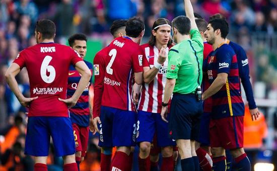 """Tiết lộ mới: """"Người thừa"""" của Atletico Madrid từ chối khoác áo Man City"""