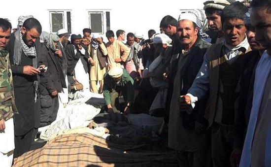 Nổ tại tiệc cưới ở Afghanistan, ít nhất 11 người thiệt mạng