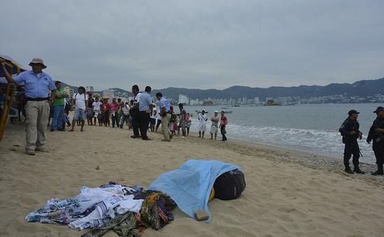 Mexico tịch thu gần 800kg ma túy